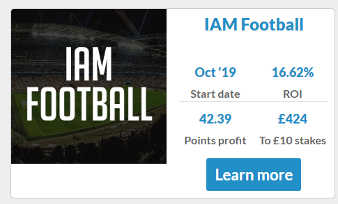 IAM Football Review stats